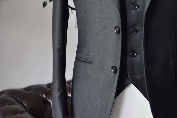 DSC2099-1 ジャケットの腰ポケットの種類 名古屋の完全予約制オーダースーツ専門店DEFFERT