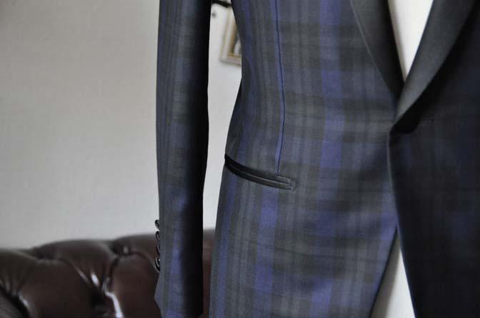 DSC2132-1 ジャケットの腰ポケットの種類 名古屋の完全予約制オーダースーツ専門店DEFFERT