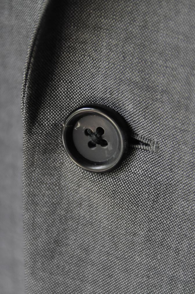 DSC2155 お客様のスーツの紹介- 御幸毛織 NAPOLENA(ナポレナ) 無地グレーモヘア-
