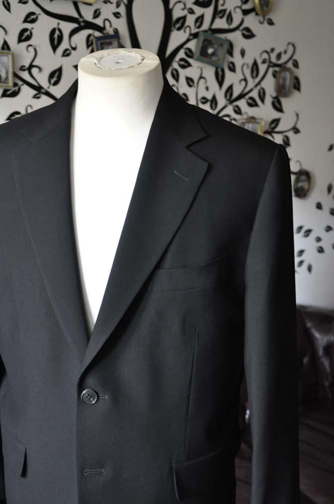 DSC2276-1 お客様のスーツの紹介-ブラックスーツ-