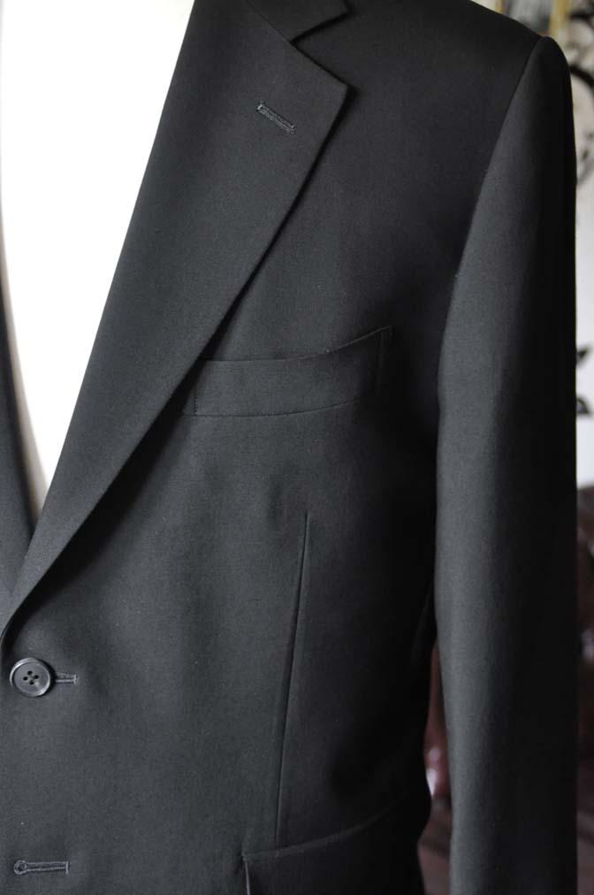 DSC2277-1 お客様のスーツの紹介-ブラックスーツ-