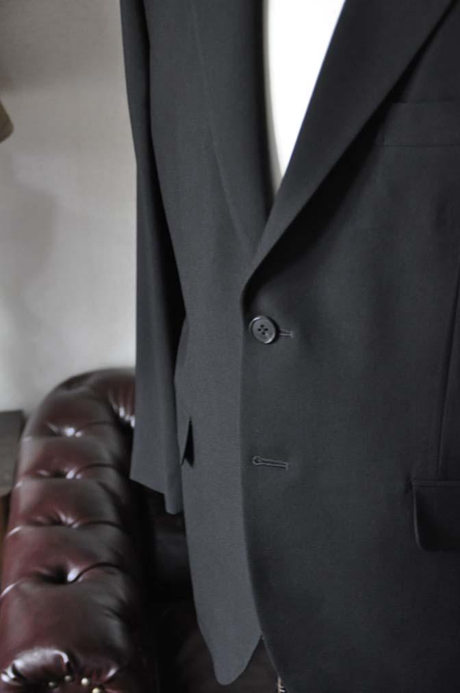 DSC2278-1 お客様のスーツの紹介-ブラックスーツ-