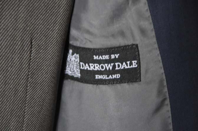 DSC2297-1 お客様のウエディング衣装の紹介- DARROW DALE ネイビースーツ グレーベスト ブラウンベスト-DSC2297-1 お客様のウエディング衣装の紹介- DARROW DALE ネイビースーツ グレーベスト ブラウンベスト- 名古屋市のオーダータキシードはSTAIRSへ