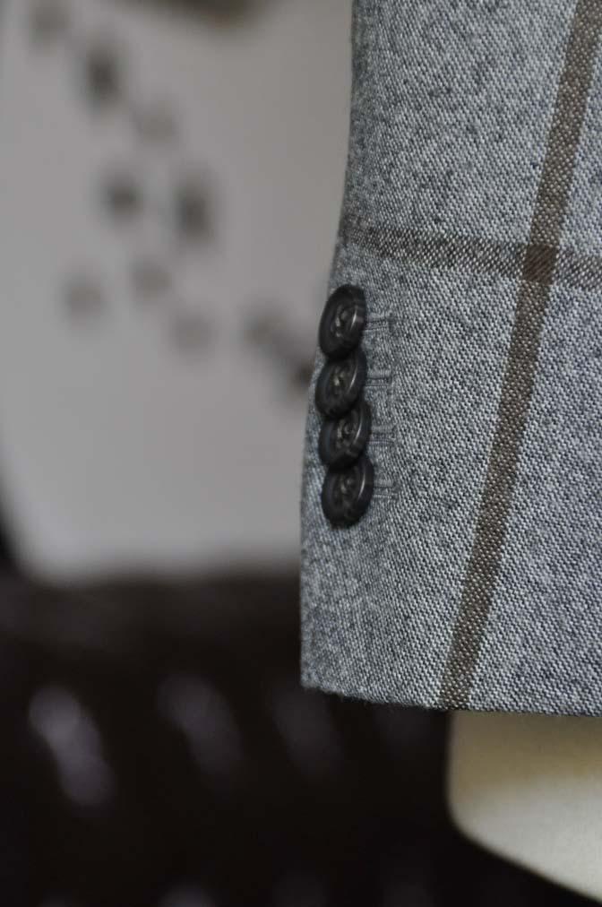 DSC2355-1 お客様のジャケット/ベストの紹介-DARROW DALEグレーウィンドペン-DSC2355-1 お客様のジャケット/ベストの紹介-DARROW DALEグレーウィンドペン- 名古屋市のオーダータキシードはSTAIRSへ