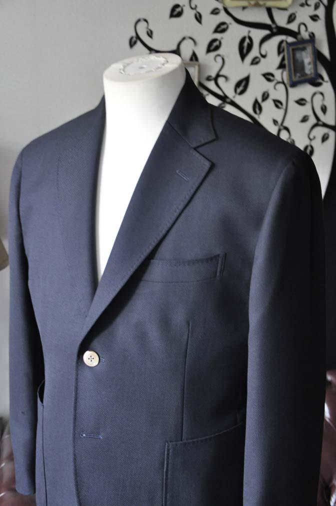 DSC2380-1 お客様のジャケットの紹介-ネイビーホップサックジャケット-