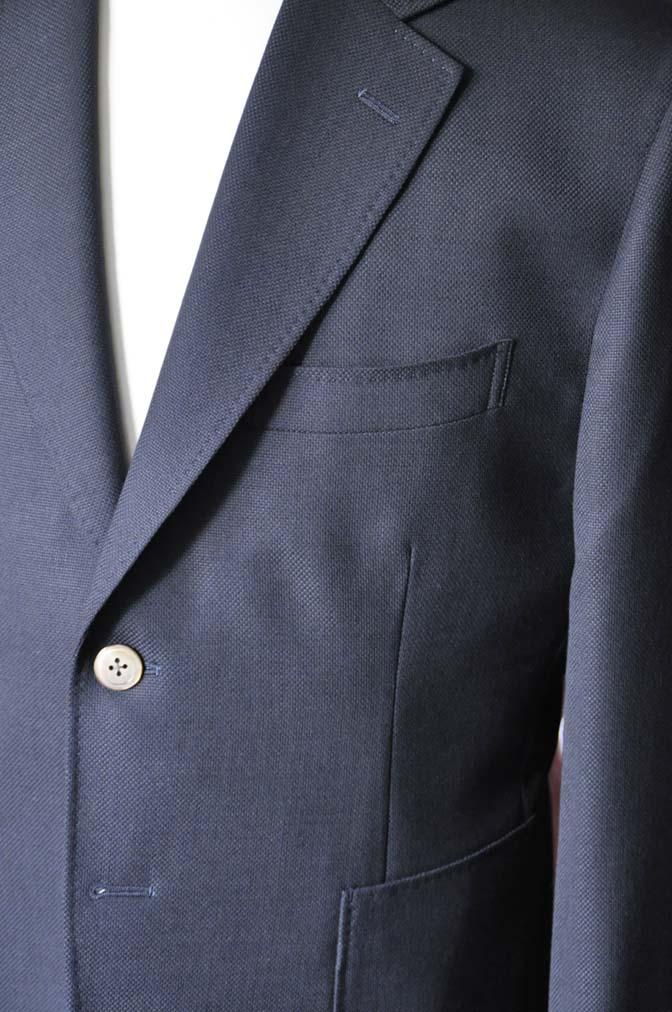 DSC2382-1 お客様のジャケットの紹介-ネイビーホップサックジャケット-