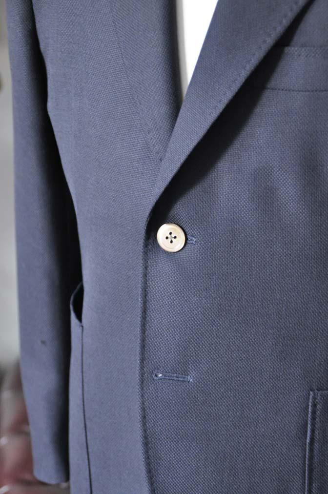 DSC2384-1 お客様のジャケットの紹介-ネイビーホップサックジャケット-