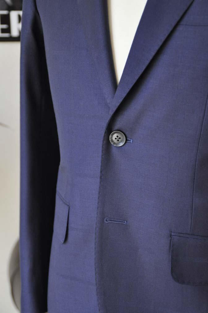 DSC2411-1 お客様のスーツの紹介- Biellesi ネイビーウィンドペン-