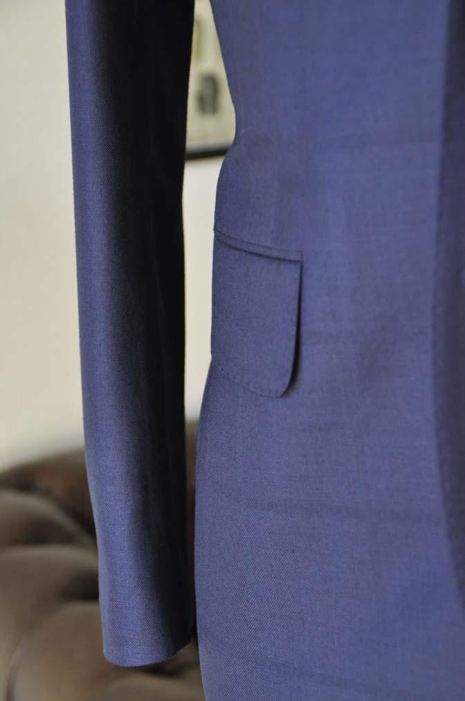 DSC2412-1 お客様のスーツの紹介- Biellesi ネイビーウィンドペン-