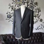 お客様のスーツの紹介-CANONICO グレースーツ-