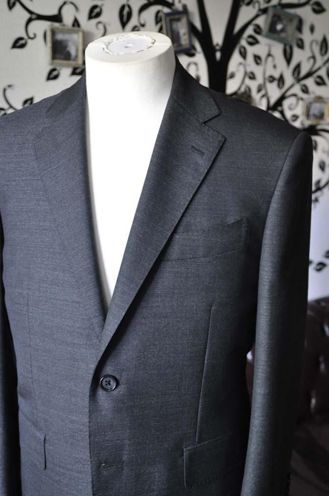 DSC2438-2 お客様のスーツの紹介-CANONICO グレースーツ-