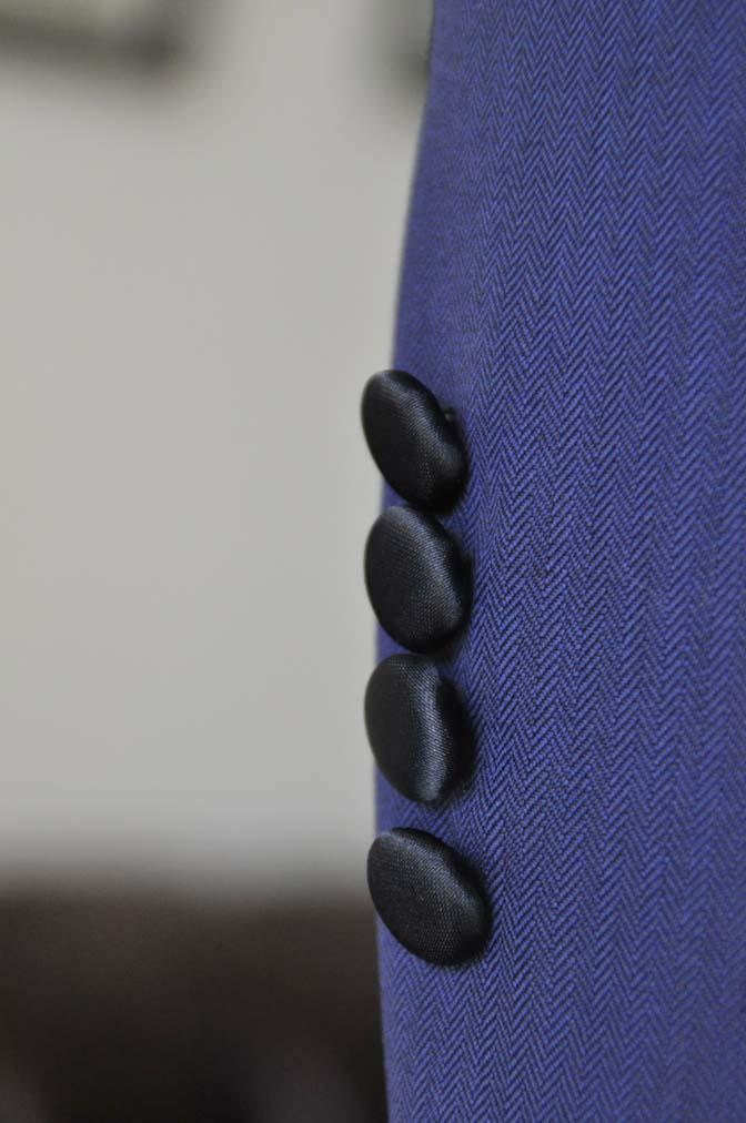 DSC24671 お客様のウエディング衣装の紹介- Biellesi ネイビーヘリンボーン ショールカラータキシード-DSC24671 お客様のウエディング衣装の紹介- Biellesi ネイビーヘリンボーン ショールカラータキシード- 名古屋市のオーダータキシードはSTAIRSへ