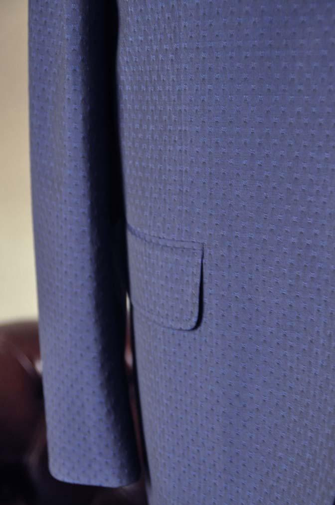DSC2533-1 お客様のウエディング衣装の紹介- Collezioni Biellesi無地ネイビー短パンスリーピース-
