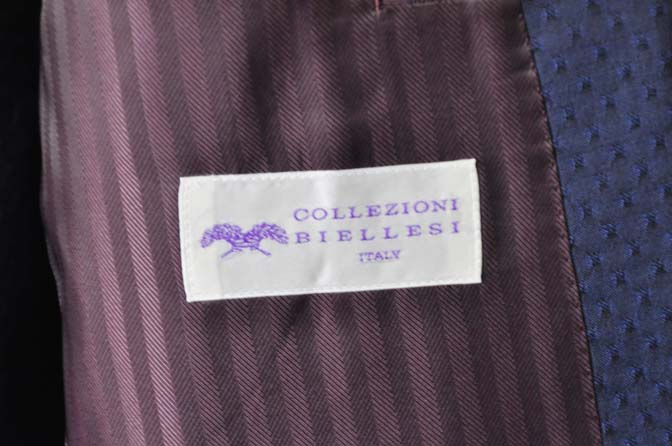 DSC2539-1 お客様のウエディング衣装の紹介- Collezioni Biellesi無地ネイビー短パンスリーピース-