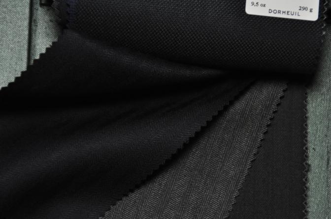 DSC26062 DORMEUIL KRONO 2015AW 名古屋の完全予約制オーダースーツ専門店DEFFERT