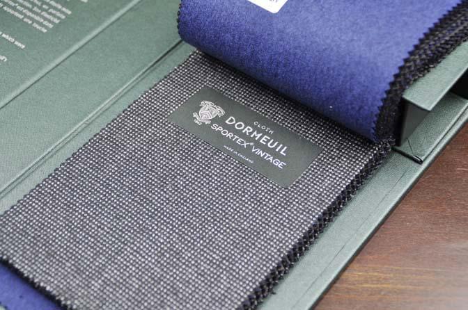 DSC2615-1 2018AW 生地バンチ入荷   「DORMEUIL –British Collection-」