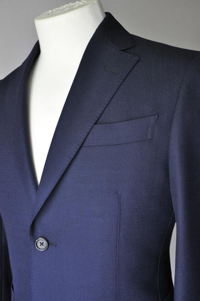 DSC26612 お客様のジャケットの紹介-CANONICO ホップサックジャケット-