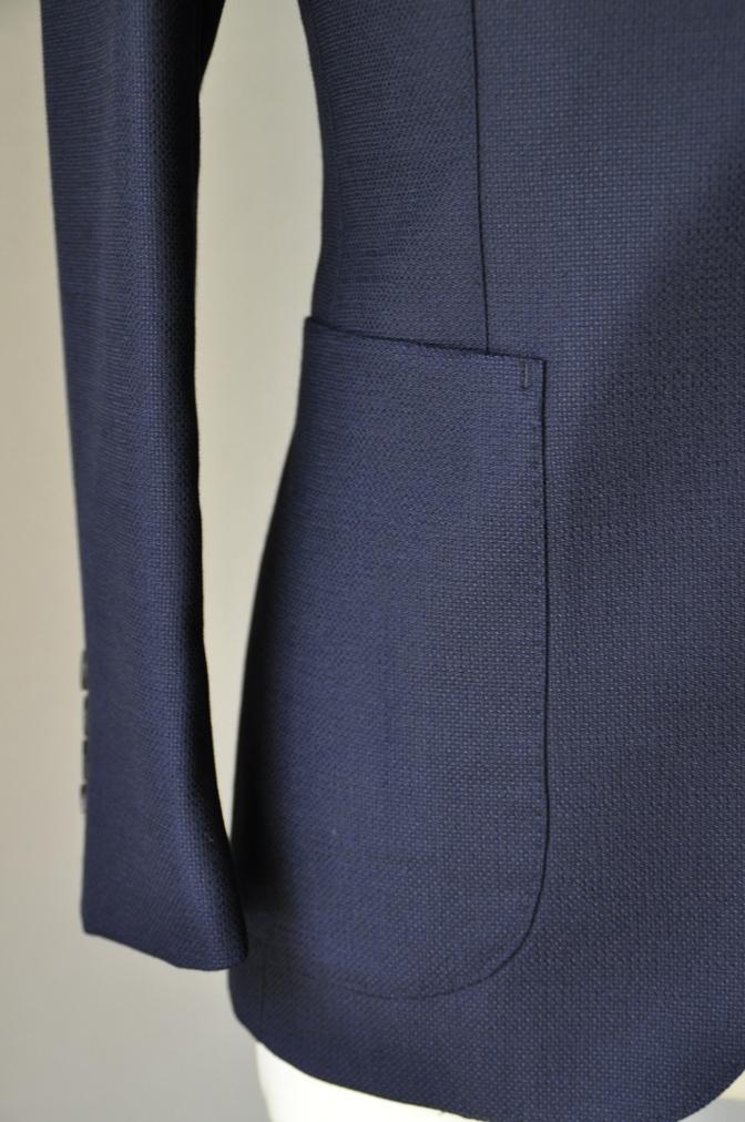 DSC26663 お客様のジャケットの紹介-CANONICO ホップサックジャケット-