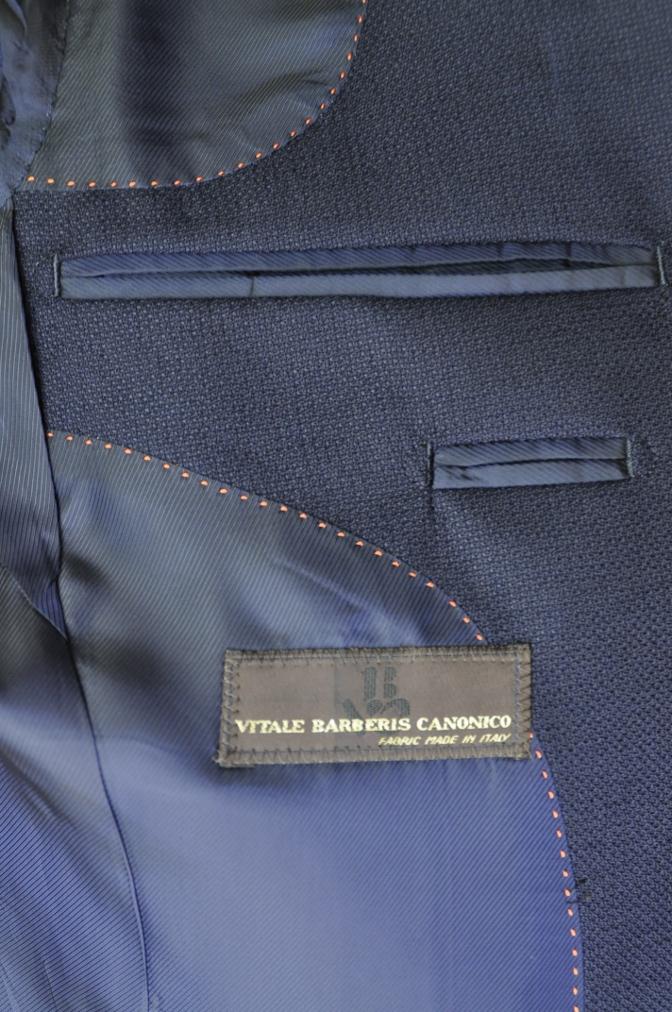 DSC26683 お客様のジャケットの紹介-CANONICO ホップサックジャケット-