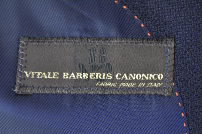 DSC26692 お客様のジャケットの紹介-CANONICO ホップサックジャケット-