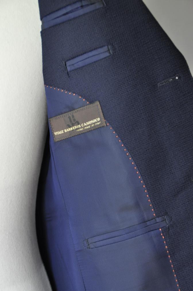 DSC26701 お客様のジャケットの紹介-CANONICO ホップサックジャケット-