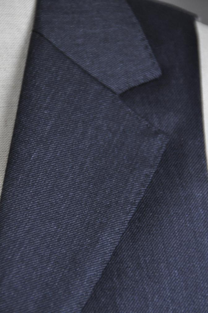 DSC2706 お客様のスーツの紹介-チャコールグレースリーピース-