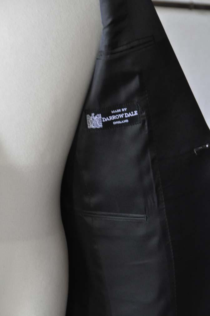 DSC2757 お客様のウエディング衣装の紹介- DARROW DALE 千鳥格子 ショールカラータキシード-