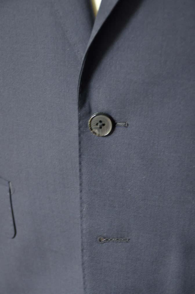 DSC2841 お客様のスーツの紹介-DARROW DALE 無地ネイビースーツ-