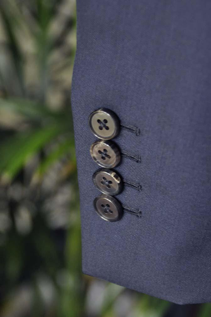 DSC2843 お客様のスーツの紹介-DARROW DALE 無地ネイビースーツ-