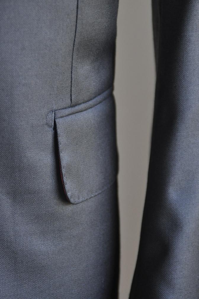 DSC2866 お客様のスーツの紹介-BIELLESI ブラックスーツ-