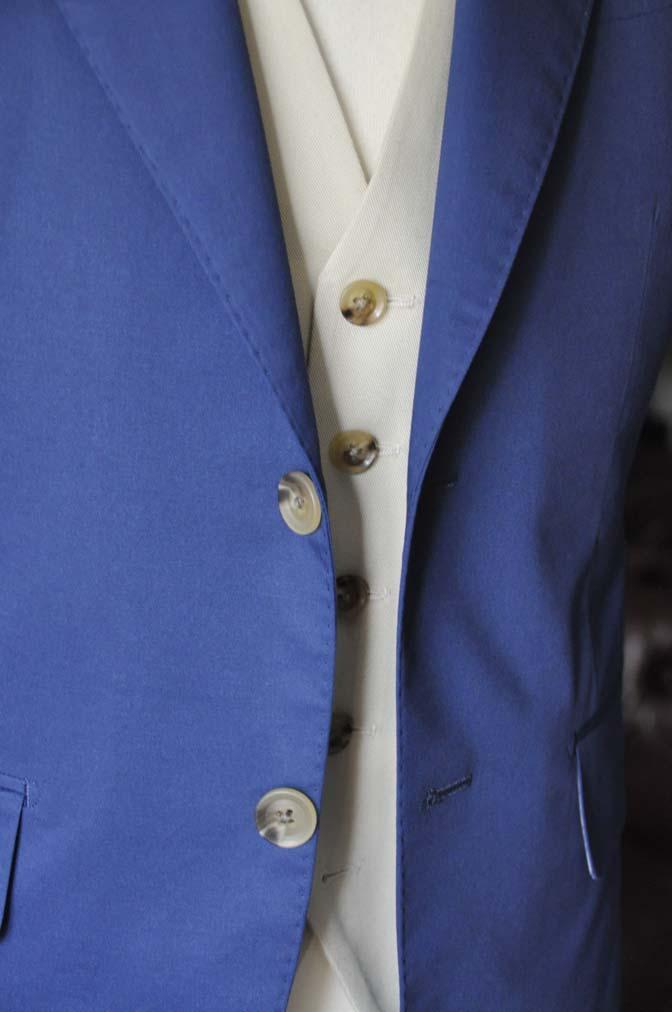 DSC2884 お客様のウエディング衣装の紹介-ネイビーコットンスーツ ホワイトベスト-DSC2884 お客様のウエディング衣装の紹介-ネイビーコットンスーツ ホワイトベスト- 名古屋市のオーダータキシードはSTAIRSへ