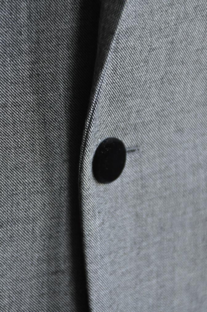 DSC3016 お客様のジャケットの紹介-グレー エドワードジャケット-