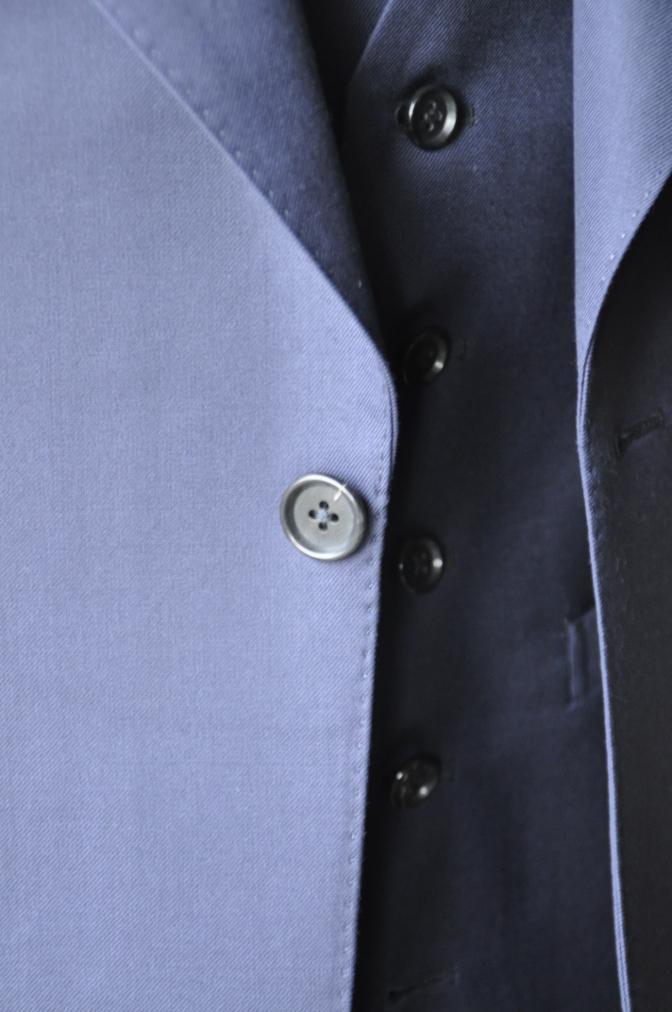 DSC3175 お客様のスーツの紹介-TALLIA  DI  DELFINO ネイビースリーピース-