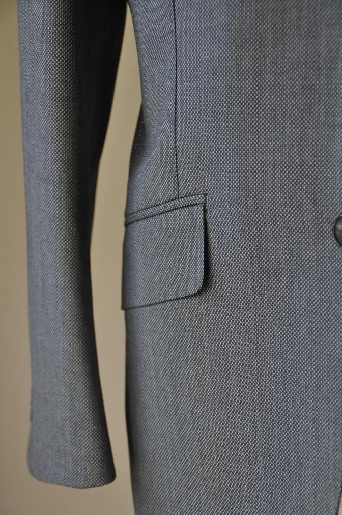 DSC3266 お客様のスーツの紹介-BIELLESI グレーバーズアイ-