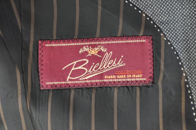 DSC3272 お客様のスーツの紹介-BIELLESI グレーバーズアイ-
