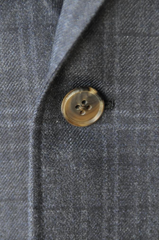 DSC3302 お客様のスーツの紹介-Ermenegild Zegna/Heritage ゼニア/ヘリテージ ネイビーチェック-