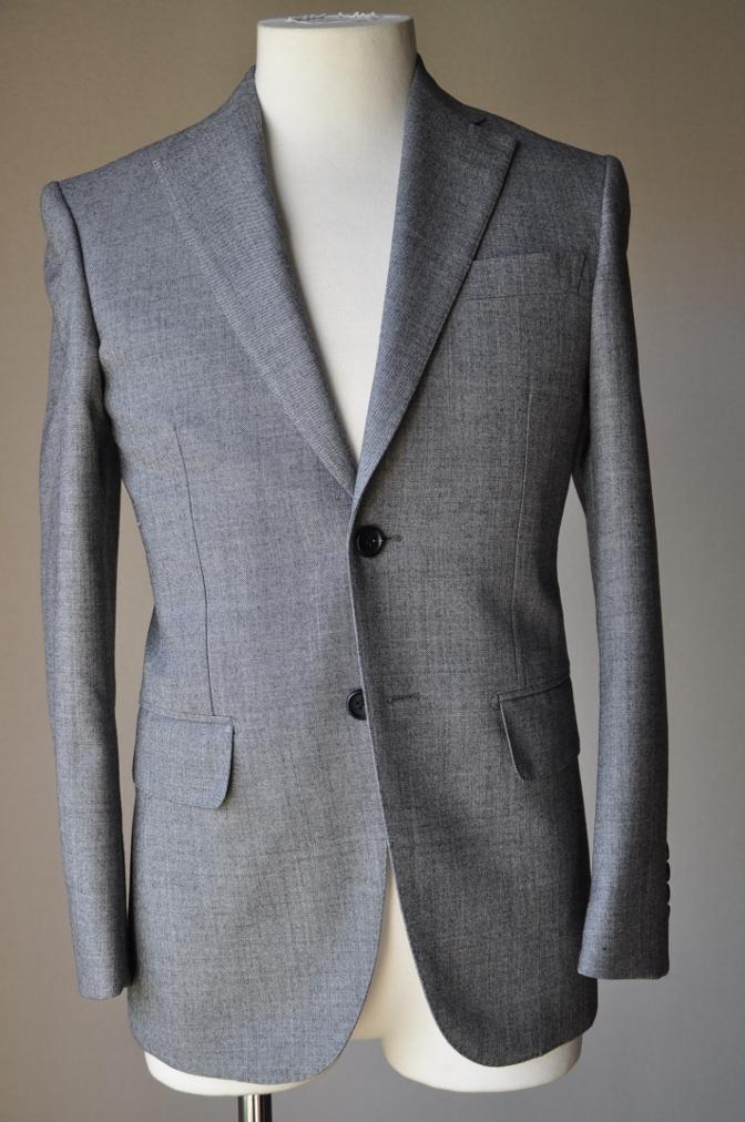 DSC3406 お客様のスーツの紹介-グレースーツ-
