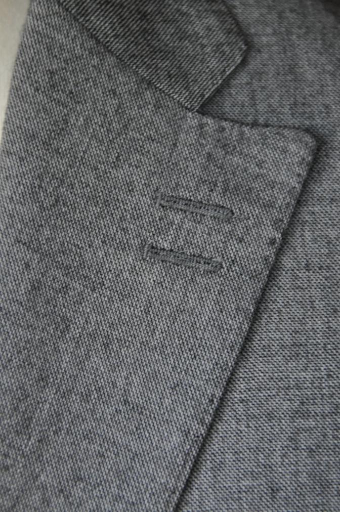 DSC3408 お客様のスーツの紹介-グレースーツ-