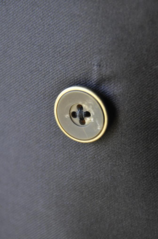 DSC3440 お客様のスーツの紹介-CANONICO ネイビ- ダブルスーツ-