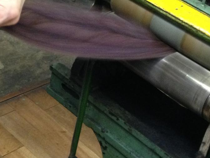 IMG_1631 御幸毛織 工場見学レポート(3) おまけ~糸の色~