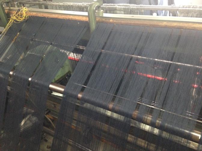 IMG_1698 御幸毛織 工場見学レポート(2) 製織工場 一宮へ