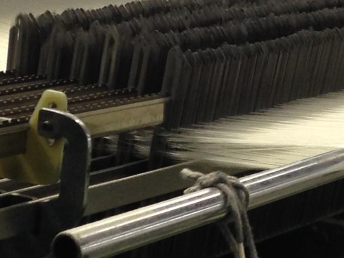 IMG_1742 御幸毛織 工場見学レポート(2) 製織工場 一宮へ