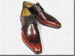 S1 代表的な革靴の形