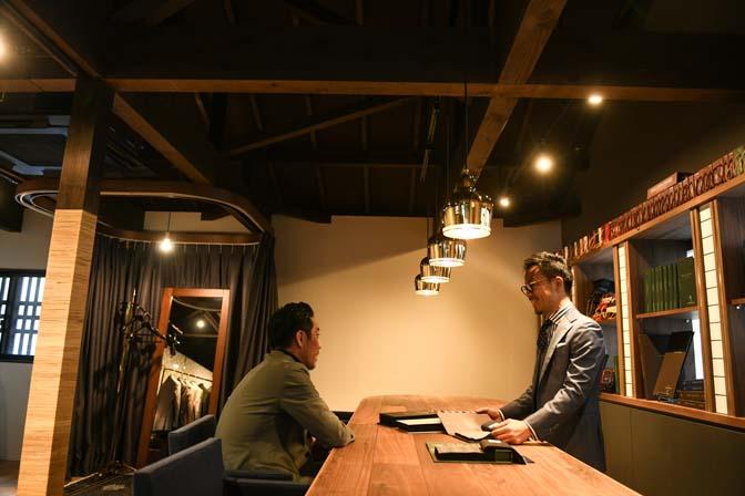 TP2_2714-1 ご注文の流れ 名古屋市西区那古野オーダースーツ専門店