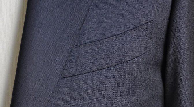 スーツのパーツ名称「バルカポケット」