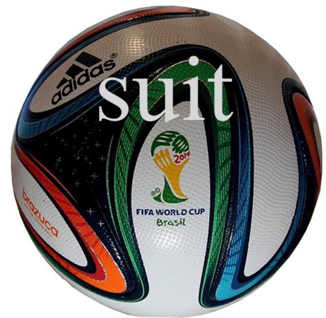 ballsuit ワールドカップ 各国代表のスーツスタイル