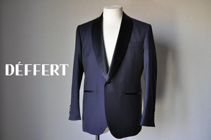 bcc7abcc5798191add73ff9359972e0e お客様のウエディング衣装の紹介-ネイビータキシード- 名古屋の完全予約制オーダースーツ専門店DEFFERT