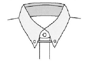 bd7122585dcc11efb8918f116435992a Yシャツの代表的な衿型
