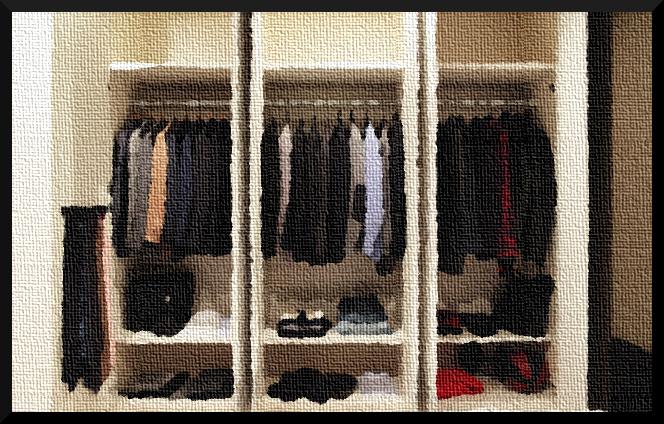 closet2a 大掃除