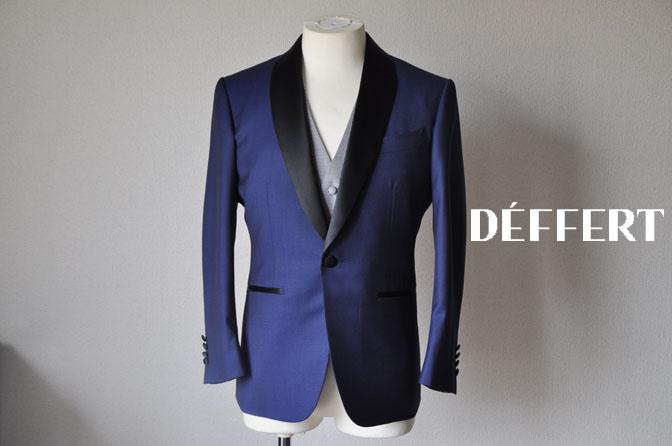 f4199d6ecc401301342581dfc3f22872 お客様のウエディング衣装の紹介-ネイビータキシード- 名古屋の完全予約制オーダースーツ専門店DEFFERT